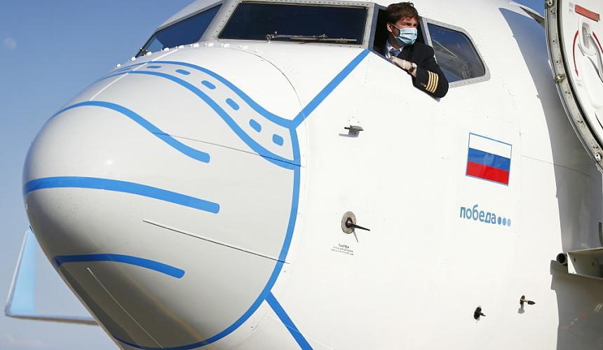 Российские авиакомпании попросили отменить ПЦР-тесты и вакцинацию для экипажей самолетов