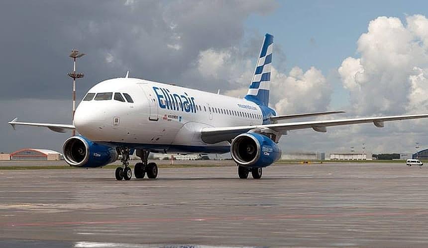 Авиакомпания Ellinair приостанавливает свою работу
