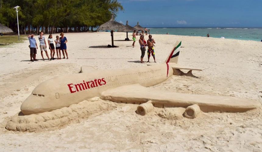 Emirates возобновила рейсы на Маврикий
