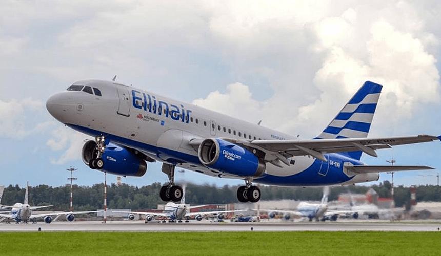 Ellinair: авиакомпания не приостановлена, но ожидает возобновления «полетного проекта»
