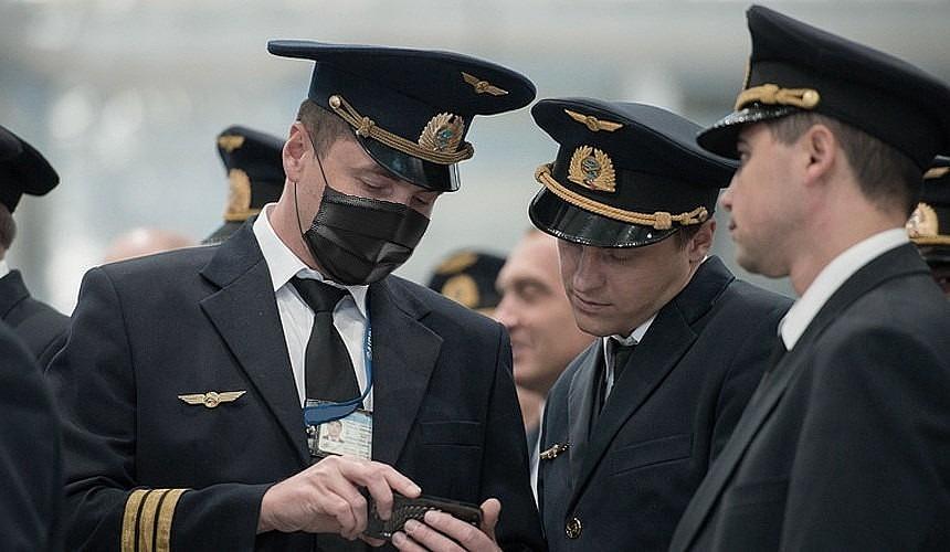 Пилотов «Аэрофлота» отстранят от полетов за отказ пройти вакцинацию