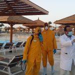 Делегация из РФ провела оценку египетских курортов