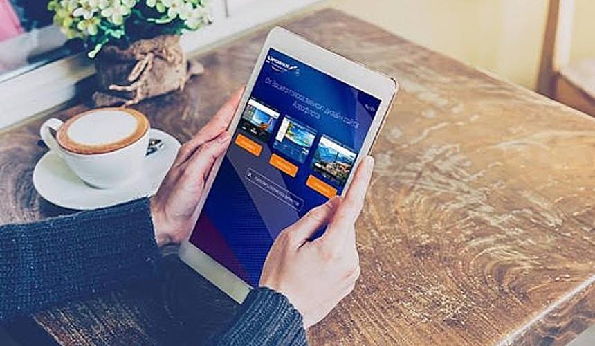 «Аэрофлот» потратит более 100 миллионов рублей на доработку своего сайта и мобильных приложений