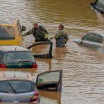 Наводнения в Европе дошли до Австрии
