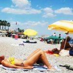 В Анталье установилась сорокоградусная жара