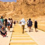 Туристы думают отложить отдых на курортах Египта до осени
