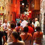 Турция, Мармарис: ночная жизнь кипит почти как до пандемии
