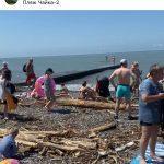 В Сочи открыли пляжи и восстановили движение по федеральной трассе