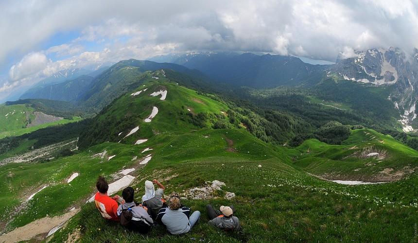 Правительство согласовало план развития туризма на Северном Кавказе