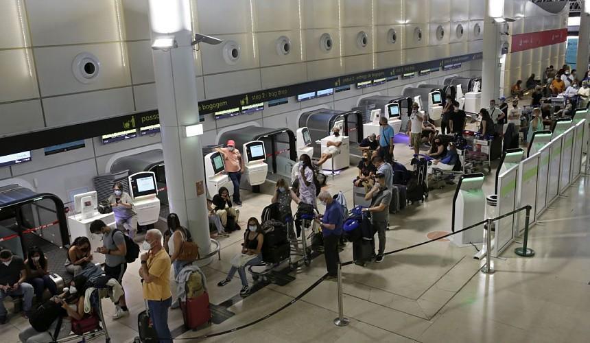 Рейс «Аэрофлота» в Лиссабон развернули на полпути