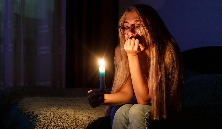 Туристы в Анапе жалуются на отсутствие электричества