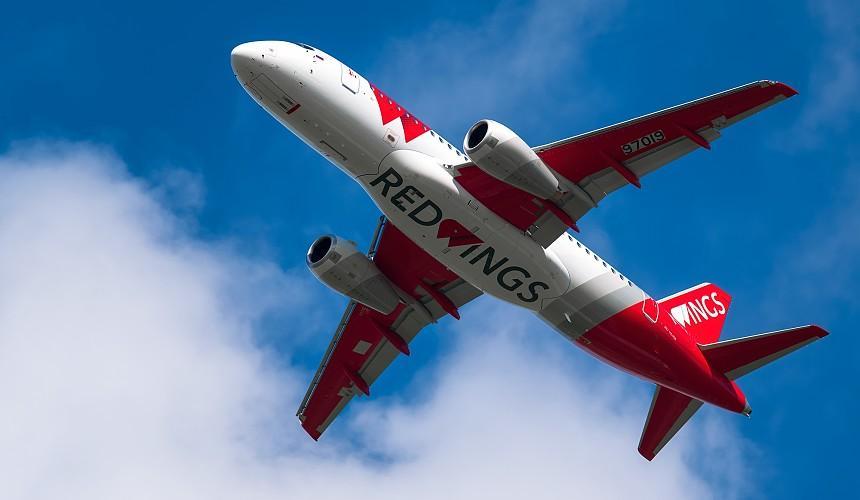 Red Wings запланировала выполнение чартерных рейсов в Египет этой осенью