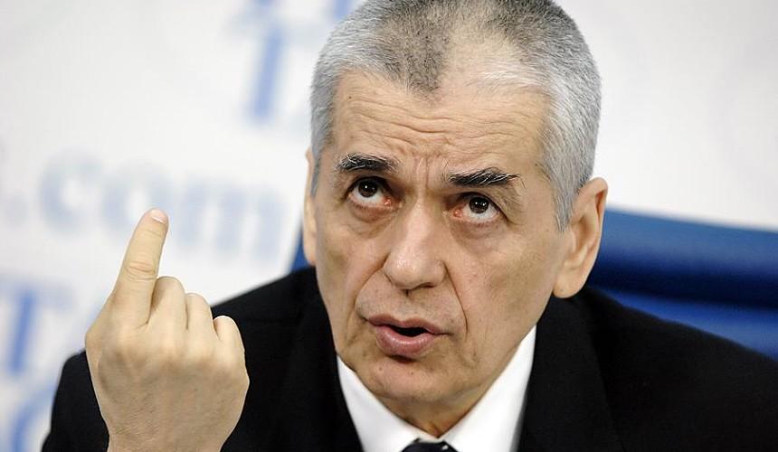Геннадий Онищенко вновь призывает россиян бойкотировать отдых в Турции