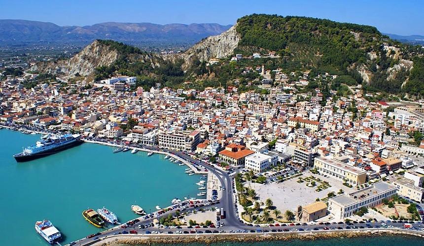 Прямые авиарейсы на греческий остров Закинтос завершатся досрочно