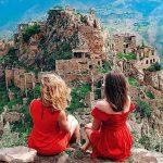 «Так нельзя ходить здесь»: туристу из Подмосковья сделали замечание в Дагестане