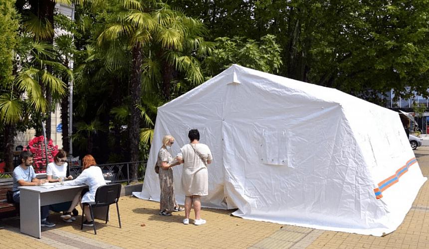 Минздрав Кубани: вакцины должно хватить для всех туристов