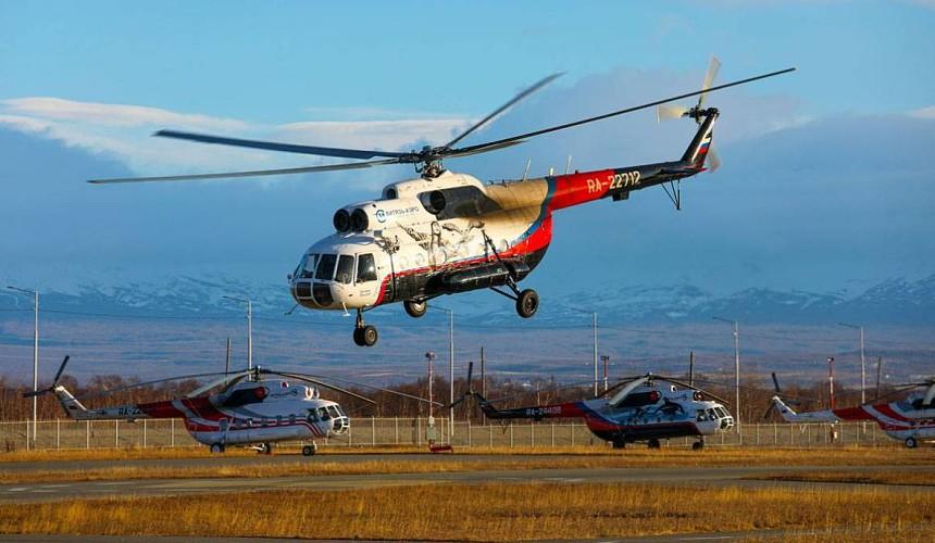 Власти Камчатки могут запретить перевозку туристов вертолетами