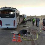 Мурашко рассказал о состоянии пострадавших при ДТП в Турции россиян