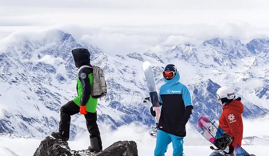 Горнолыжные курорты Северного Кавказа предложили туристам единый ски-пасс