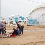 Пляжи Анапы закрыли из-за ухудшения погоды на курорте