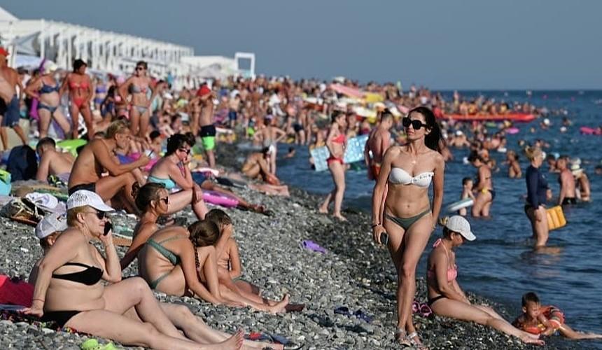 Мэр Сочи: туристы с пониманием отнеслись к новым правилам
