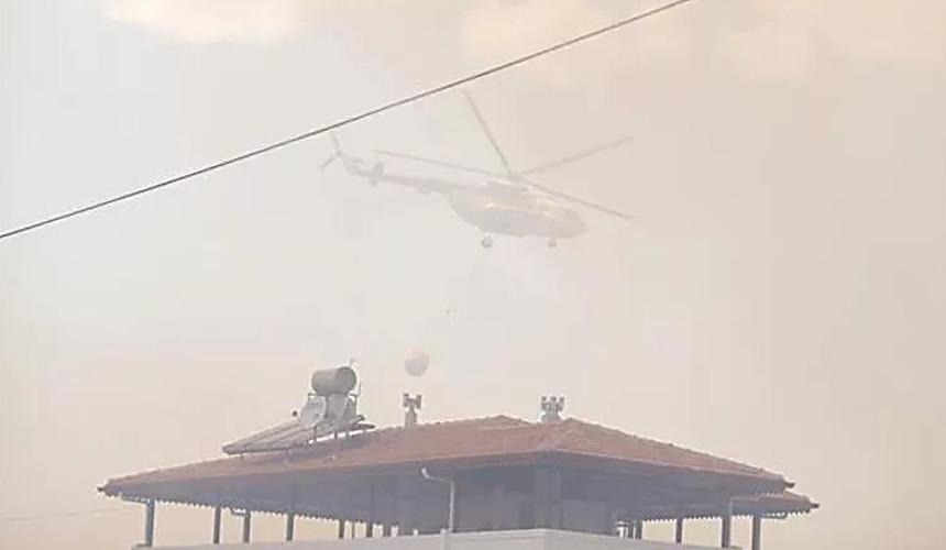 В Турции снова сообщают о пожарах