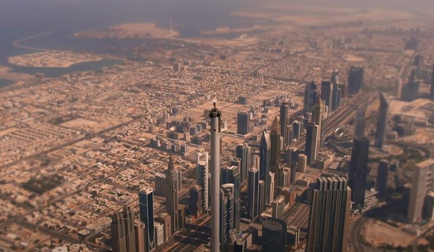 Emirates взбудоражила соцсети «вирусным» рекламным роликом