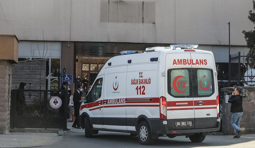 Ростуризм сообщил о состоянии пострадавших при аварии в Турции туристов
