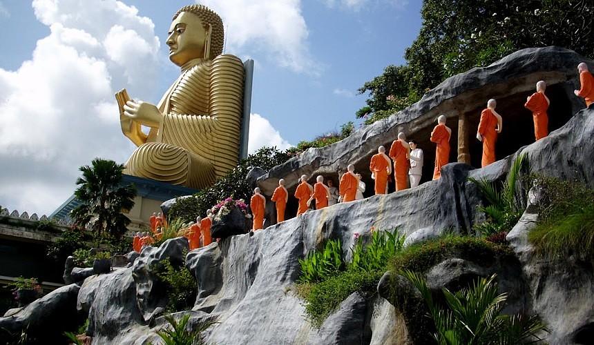 Слетать на Шри-Ланку из Питера или Екатеринбурга можно дешевле 45 тысяч рублей