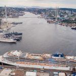 Круизные компании попросили открыть порты России для иностранных туристов