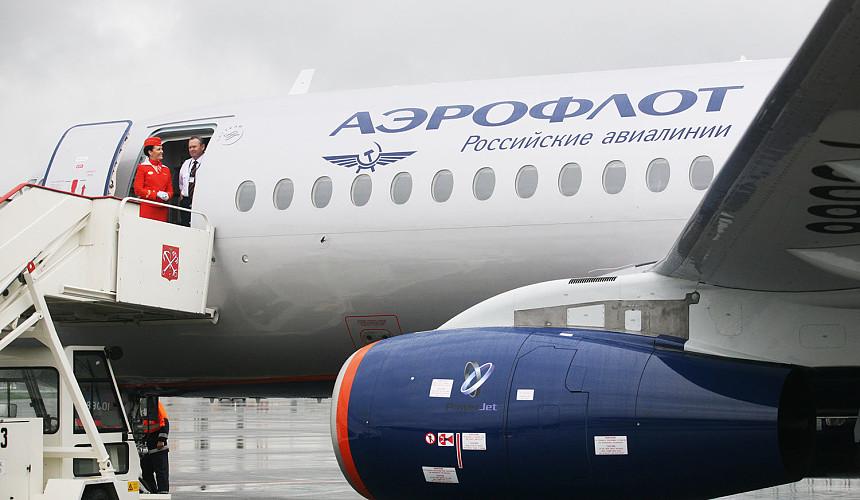 «Аэрофлот» поставит рейсы из Москвы в Коломбо