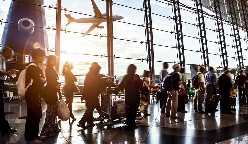 «Россия» просит вылетающих в Египет пассажиров прибывать в аэропорты за 5 часов до рейса