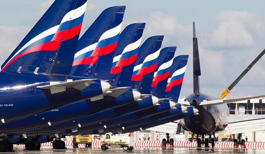 «Аэрофлоту» запретили летать в Китай